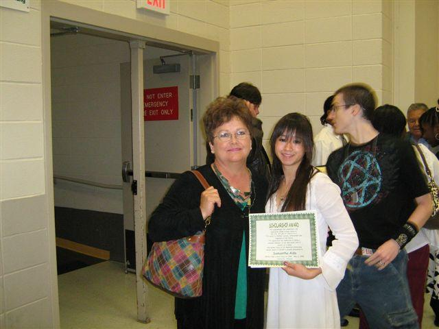 alice dodd scholarship